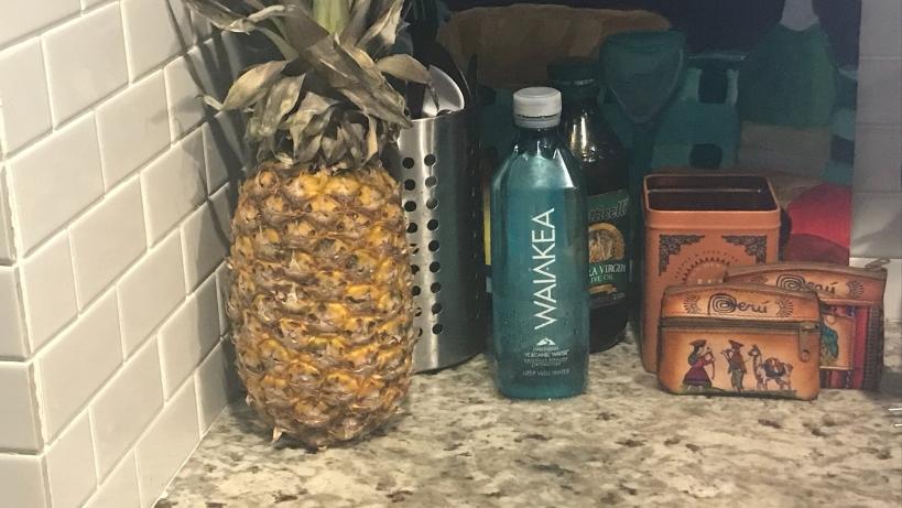 Alkaline Waiakea Water PH